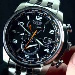 Citizen Men's AT9010-52E World Time A-T Watch Review
