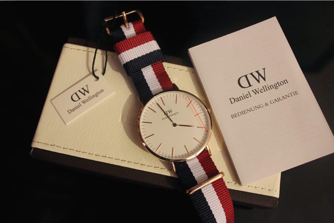 Daniel Wellington Men's 0103DW Watch Review