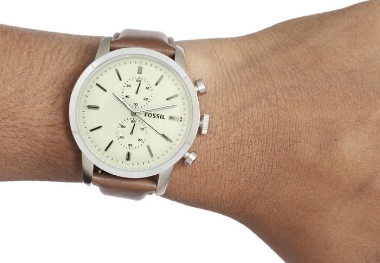Fossil FS4865 Townsman Watch Review