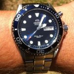 Orient Men's EM65009D Automatic Diver Watch Review