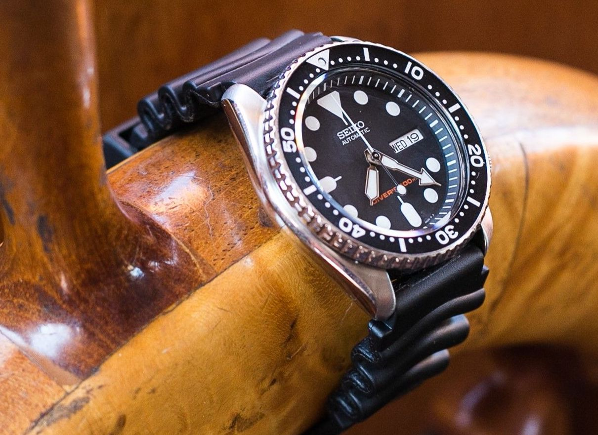 Seiko SKX007K Diver's Watch Review