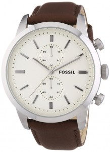 Fossil Men's FS4865 Townsman Watch Review