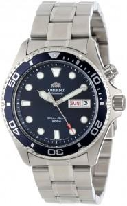 Orient Men's EM65009D Automatic Diver Watch Review