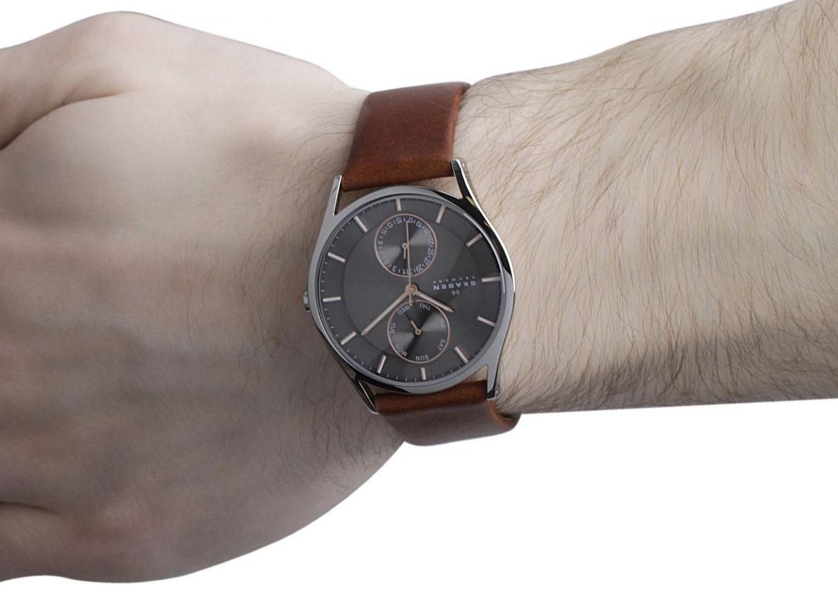 on-wrist