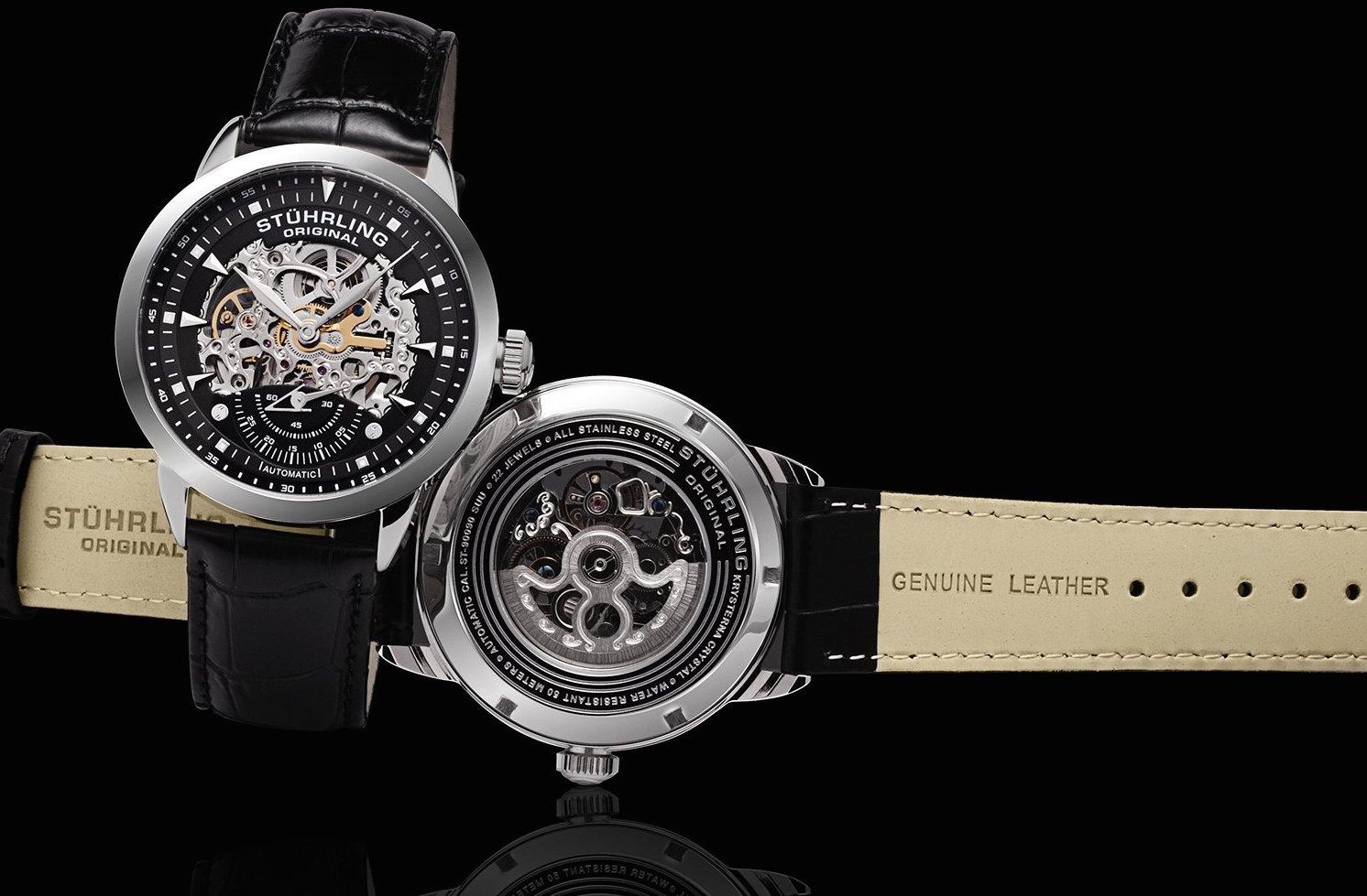 Stuhrling Original Men S 133 33151 Executive Watch Review
