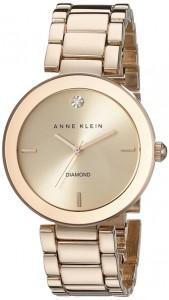 Anne Klein Women's AK/1362RGRG Rose Watch Review