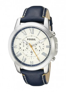 Fossil Men's FS4925 Grant Chronograph Watch Review
