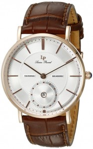 Lucien Piccard Men's LP-40003-RG-02S-BRW Watch Review
