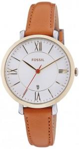 Fossil Women's ES3737 Jacqueline Gold-Tone Watch Review