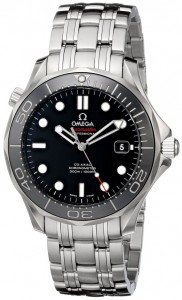 Omega Men's 212.30.41.20.01.003 Seamaster Watch Review