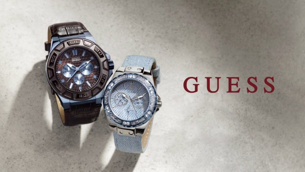 GUESS U0291G4 Two-Tone Chronograph Watch Review