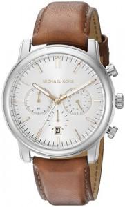 Michael Kors Men's Pennant Brown Watch MK8372 Review