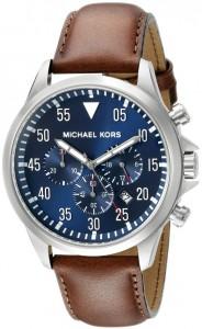 Michael Kors Men's Gage Brown Watch MK8362 Review