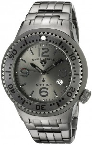 Swiss Legend Men's 21848P-GM-104-GRYA Neptune Force Watch Review