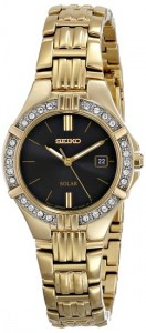 Seiko Women's SUT090 Dress Solar Watch Review