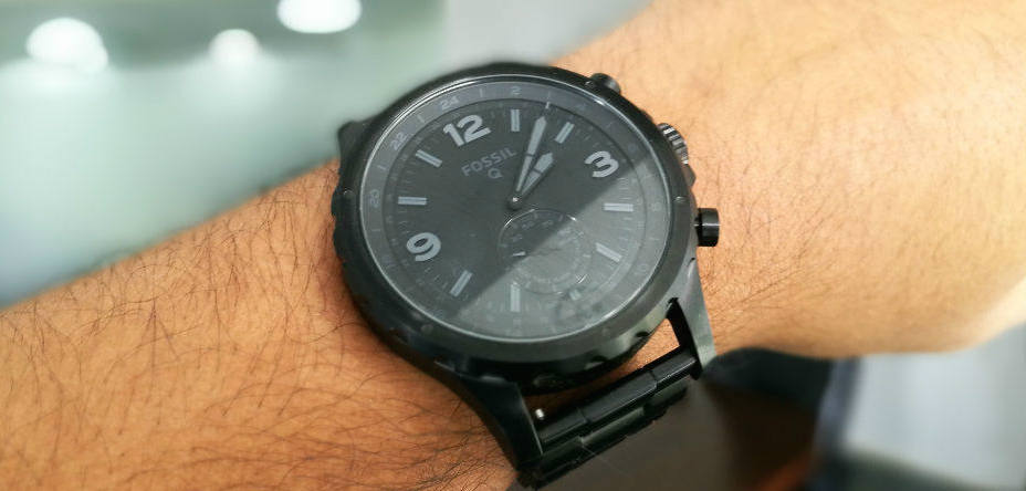 Fossil Nate JR1507 Analog-Digital Watch Review
