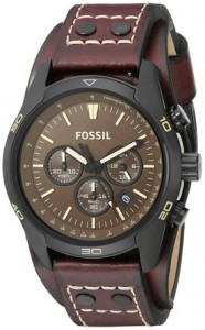 Fossil Men's CH2990 Coachman Chronograph Watch Review