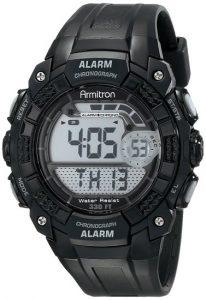 Armitron Sport Men's 408209BLK Digital Watch Review