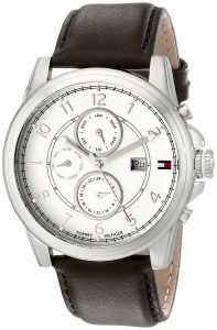 Tommy Hilfiger Men's 1710294 Stainless Steel Watch Review