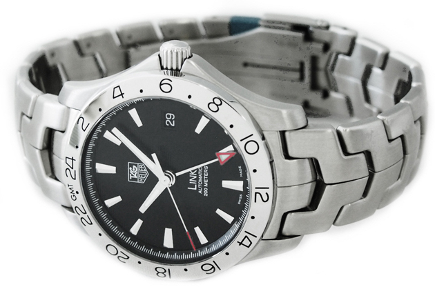 TAG Heuer CJF211A.BA0594 Link Day-Date Watch Review
