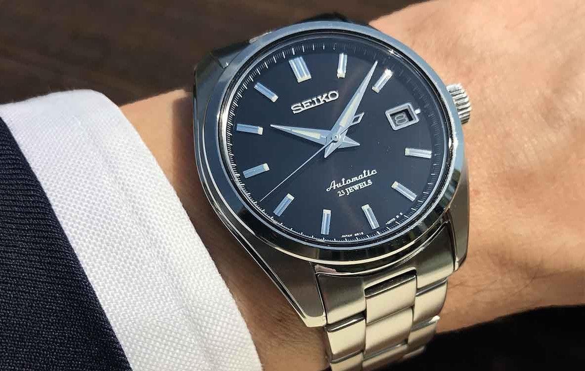 Seiko Mechanical SARB033 Wrist Watch Review