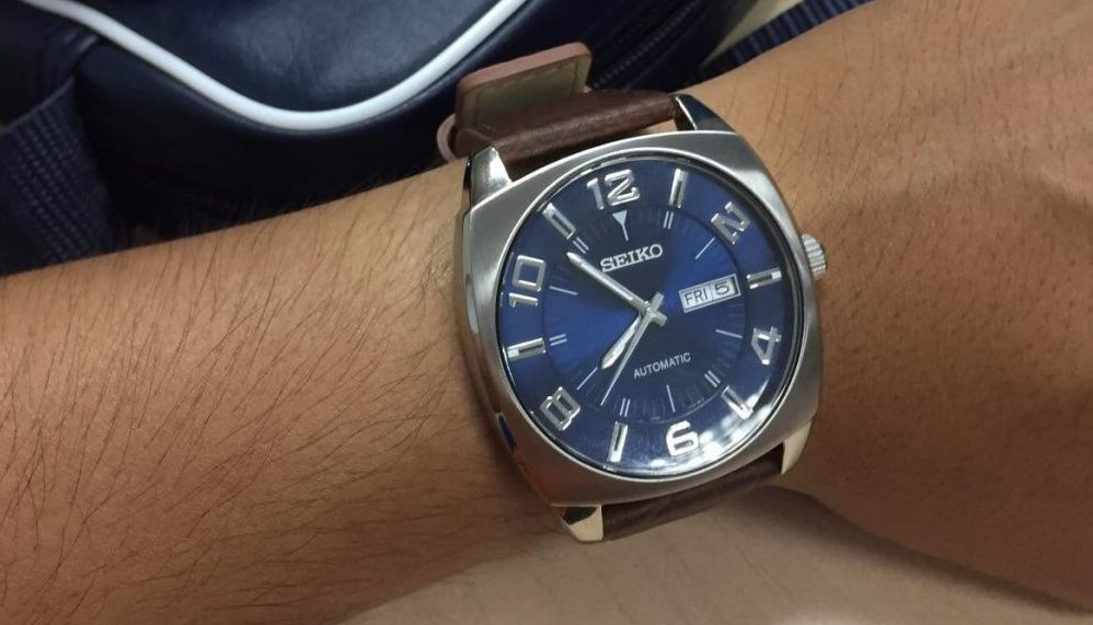 Seiko SNKN37 Watch Review