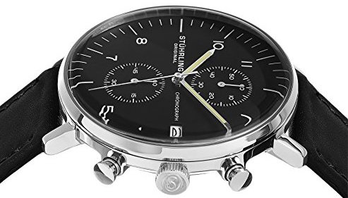 Stuhrling Original Monaco 803 01 Dress Watch Review Watchreviewblog