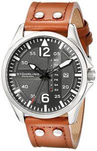 Stuhrling Original Men's 699.02 Aviator Quartz Watch Review