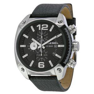 Diesel Men's DZ4341 Overflow Stainless Steel Watch