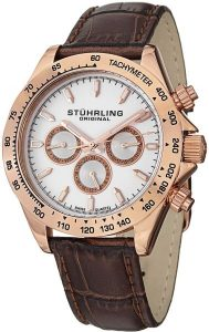 Stuhrling Original Men's 564L.03 Triumph Swiss Multifunction Watch Review