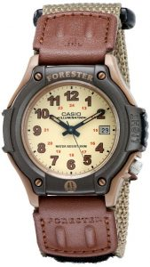 "Casio Men's ""Forester"" FT500WVB-5BV"
