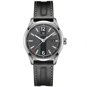 Hamilton Broadway Day Date Quartz H43311735 Watch Review