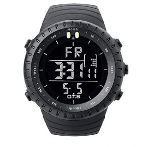 PALADA Men's T7005G Outdoor Waterproof Sports Watch
