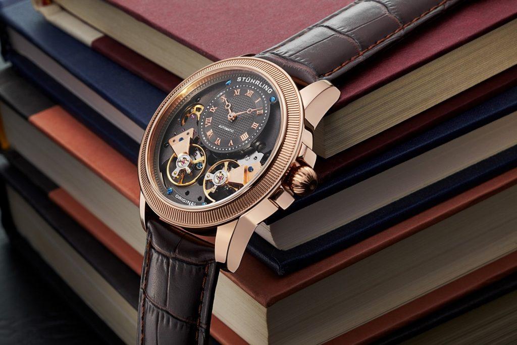 Stuhrling Original 541.331X2 Tourbillon Aureate Watch Review