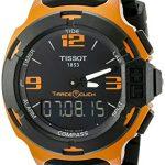 Tissot Men's T0814209705703 T-Race Touch Aluminum Watch Review
