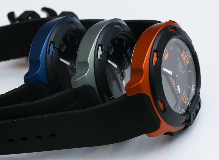 Tissot T0814209705703 T-Race Touch Aluminum Watch Review ...