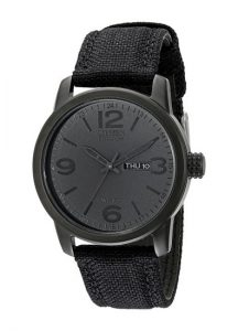 Citizen Men's BM8475-00F Black Canvas Watch Review