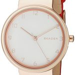 Skagen Women's SKW2552 Ancher Red Watch Review