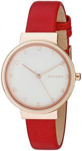 Skagen Women's SKW2552 Ancher Red Watch Review