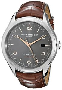 Baume & Mercier Men's BMMOA10111 Clifton Swiss Watch Review