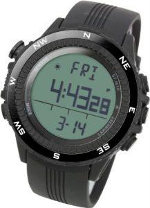 Lad Weather Outdoor Altimeter Watch