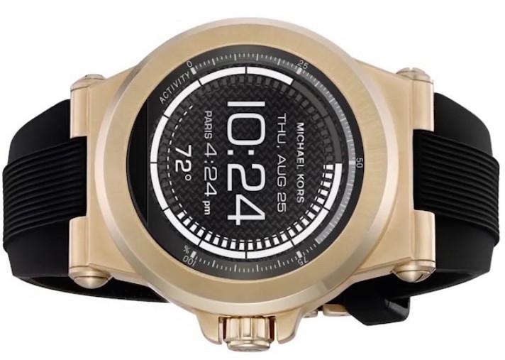 Michael Kors MKT5009 Access Touch Screen Dylan Smartwatch Review