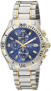 Citizen Men's AN3394-59L Two-Tone Chronograph Watch Review