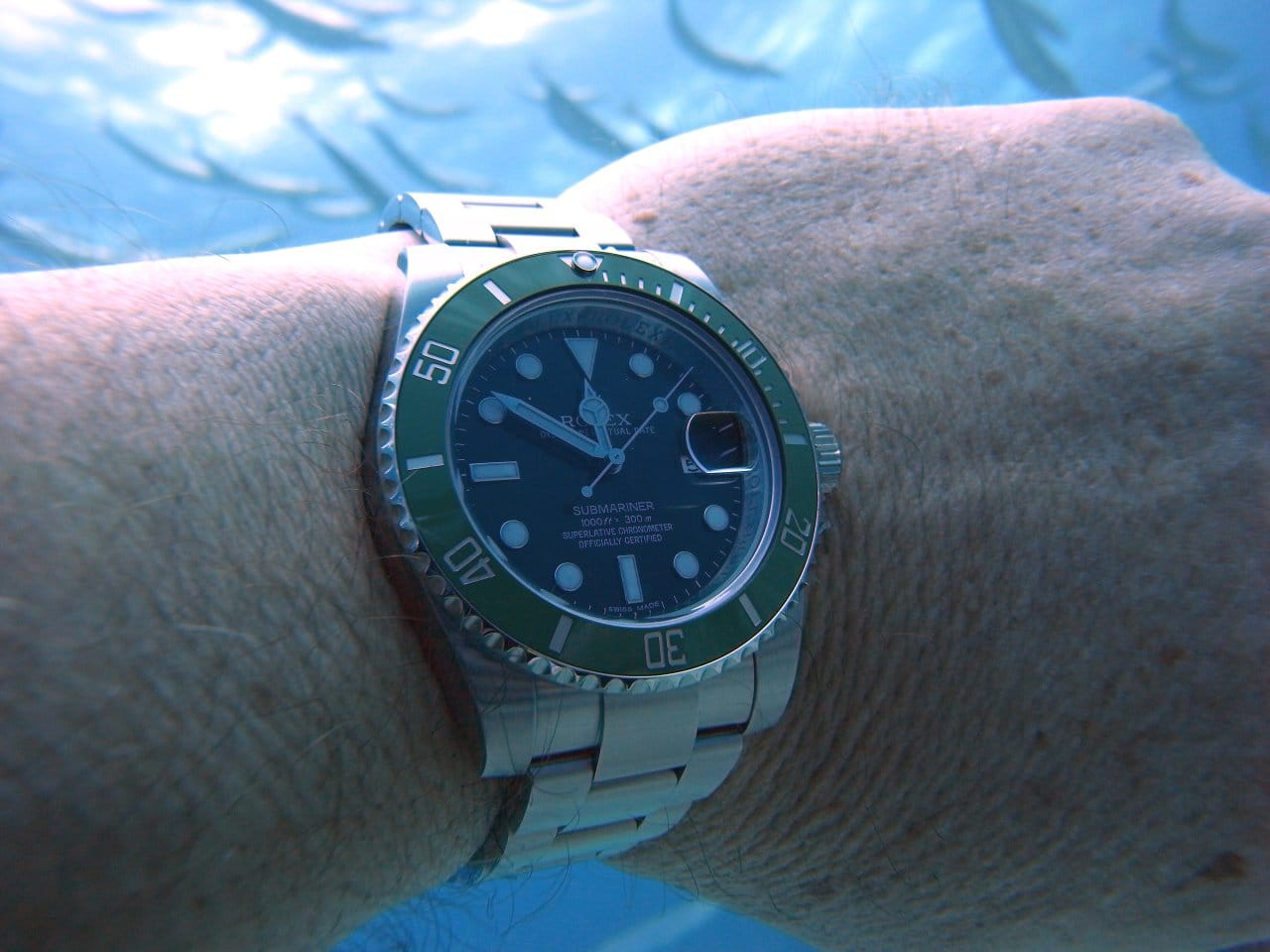 Can You Wear Your Rolex In The Jacuzzi, Pool, Sea or Sauna