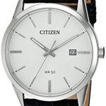Citizen Men's BI5000-01A Quartz Stainless Steel Watch Review