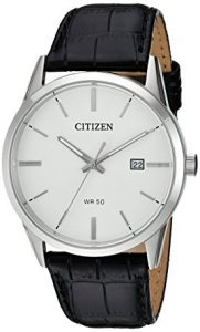 Citizen Men's BI5000-01A Quartz Stainless Steel Watch Review