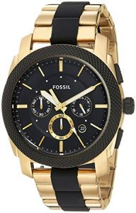 Fossil Men's FS5261 Quartz Casual Watch Review