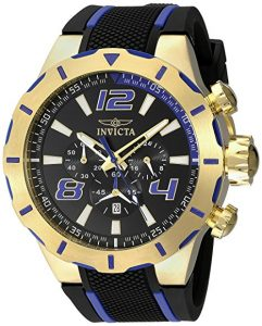 Invicta Men's 20108 S1 Rally Stainless Steel Watch Review