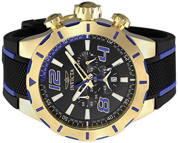 Invicta 20108 S1 Rally Stainless Steel Watch Review