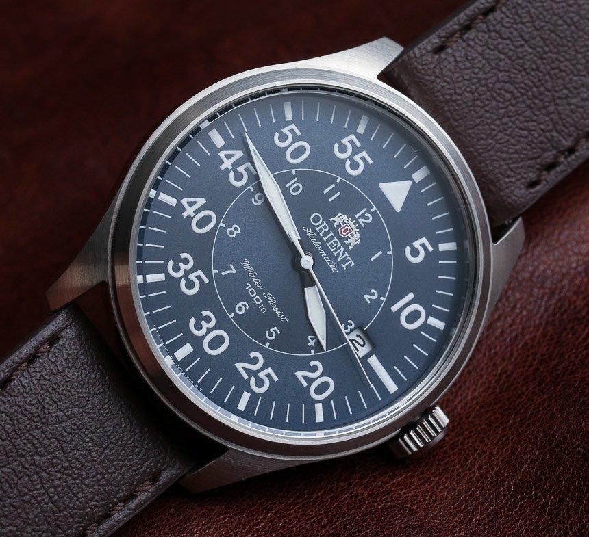Orient FER2A004D0 Flight Watch Review